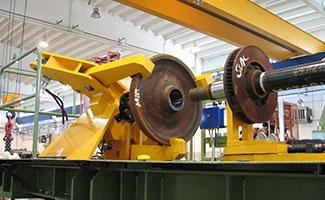 FERROVIE - Impianti di manutenzione